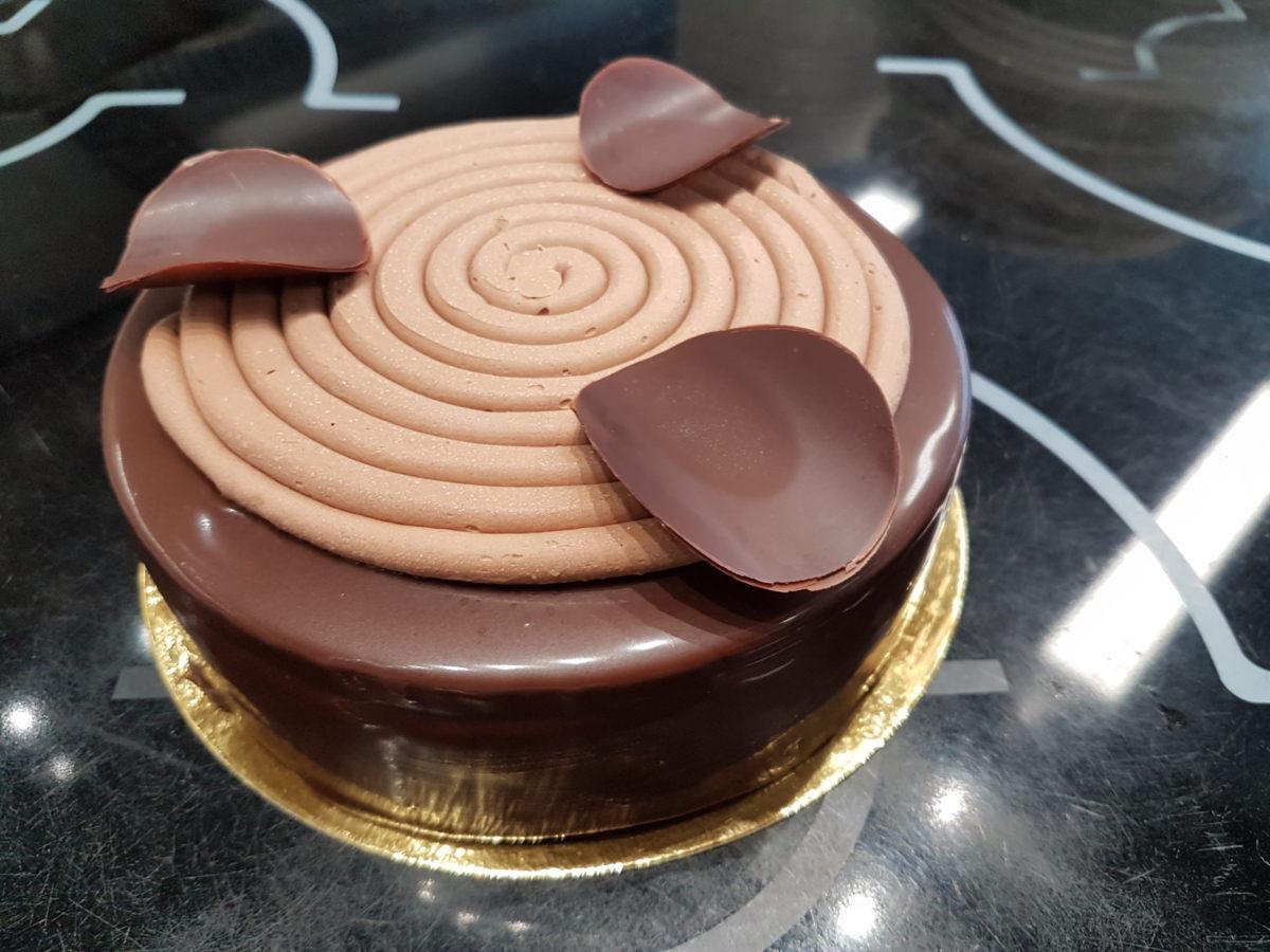 Mousse Cioccolato e Pere